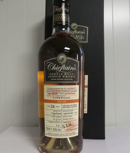 Linkwood Single Malt Scotch Whisky